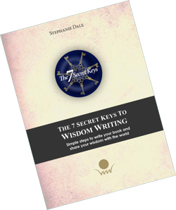 the 7 secret keys to writing wisdom