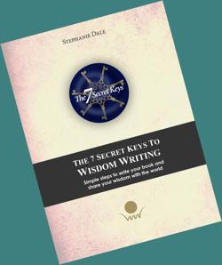 the 7 secret keys to writing wisdom