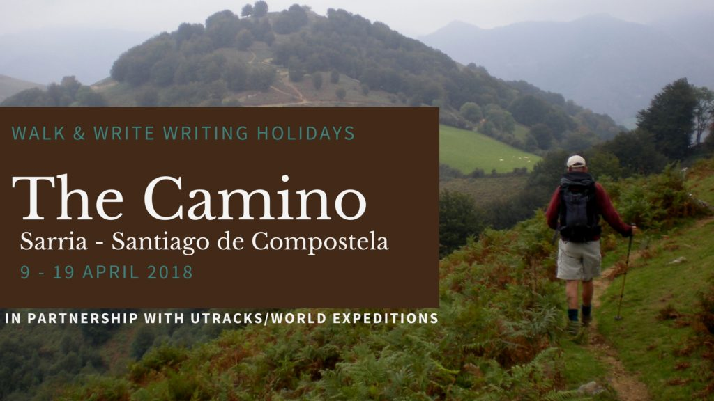 The Camino, Walk & Write adventure writing holidays