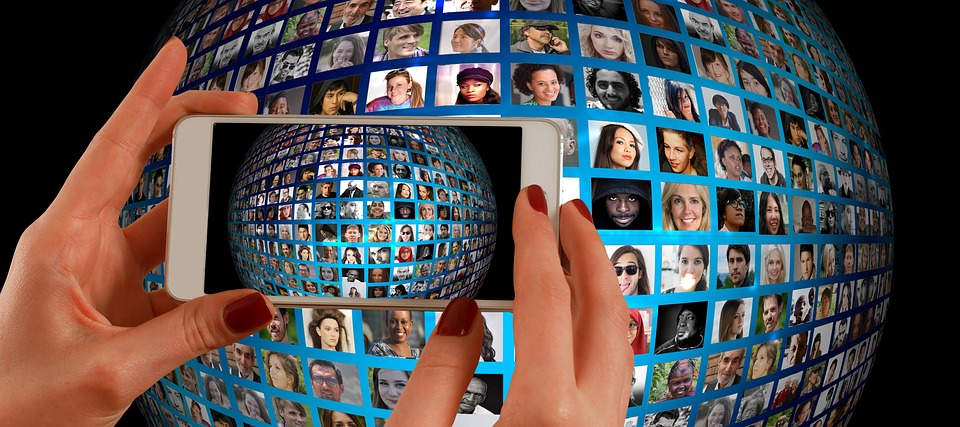 Messaging for social media - image courtesy Pixabay